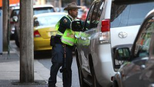 Photo of Parking inspector / road enforcement officer