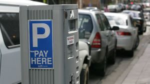 Photo of parking metre